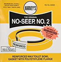 LASCO 04-3318 Urinal Wax Ring with Reinforced Urethane Core for 2-Inch Lines