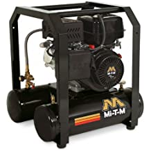Mi-T-M AM1-HM04-05M  Hand Carry Air Compressor, 5-Gallon, Single Stage with Gasoline