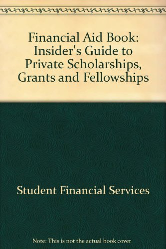 The Financial Aid Book