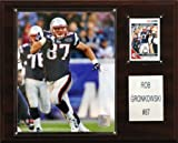 NFL Rob Gronkowski New England Patriots Player Plaque