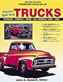 The Standard Catalog of American Light Duty Trucks, 1918-1995, John Gunnell, 0873412389