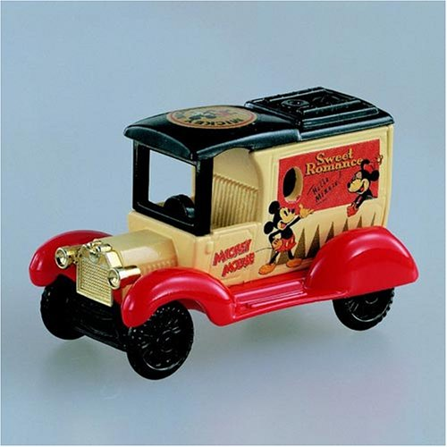 Disney Tomica Collection Ford Model T Mickey Mouse - Tomy Ford