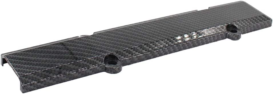 XtremeAmazing Carbon Fiber Engine Valve Cover Spark Plug Insert for Honda Civic B16 B18 B-Series