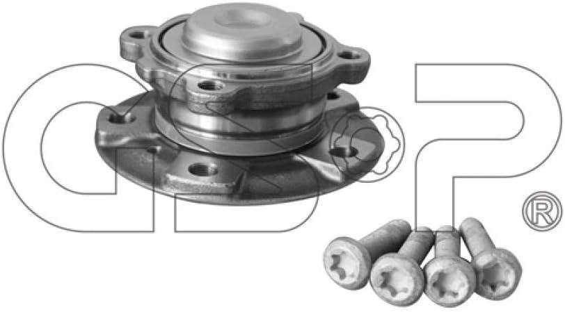 GSP Radlagersatz Vorderachse 9400314K