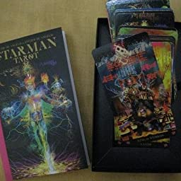 Amazon Starman Tarot Kit Limited Edition De Angelis Davide Tarot