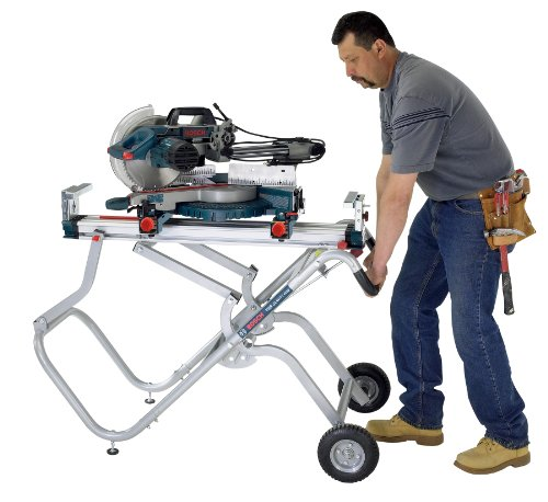 Bosch Gravity-Rise Miter Saw Stand T4B