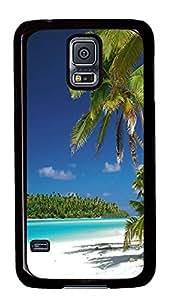 amazing Samsung S5 cases Aitutaki Cooks Island PC Black Custom Samsung Galaxy S5 Case Cover