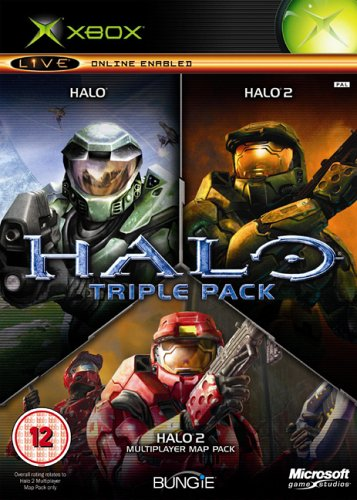 HALO - TRIPLE PACK