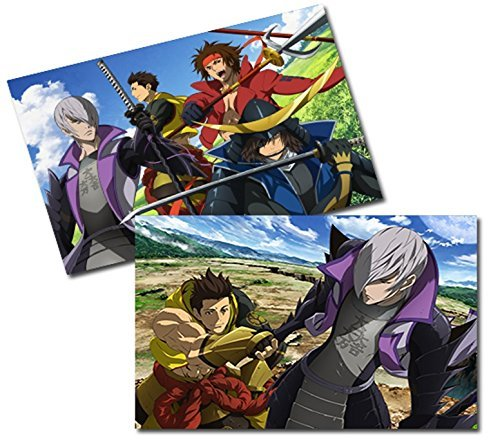 Sengoku BASARA Judge End Clear File Set