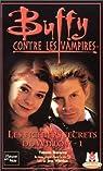 Buffy contre les vampires, tome 31 : Les fichiers secrets de Willow 1  par Navarro