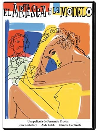 El Artista Y La Modelo [Blu-ray]