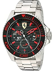 Ferrari 830311 XX KERS Quartz Stainless Steel Watch