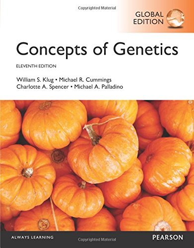 Concepts of Genetics, Global Edition