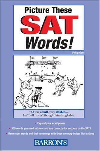 Picture These SAT Words! by Philip Geer (2004-11-01)