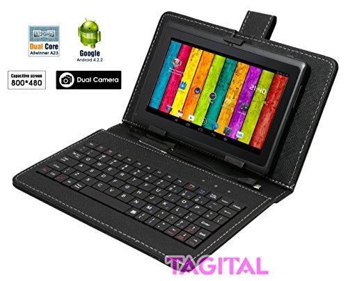 Tagital Android Capacitive Screen Keyboard