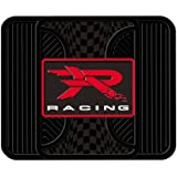Red R Racing Velocity Style Molded Utility Mat- 14""