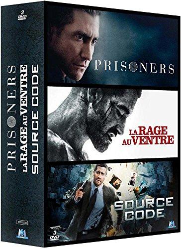 Coffret Jake Gyllenhaal: Prisoners + La rage au ventre + Source Code (Source Code Dvd)