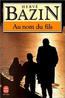 Au nom du fils par Bazin