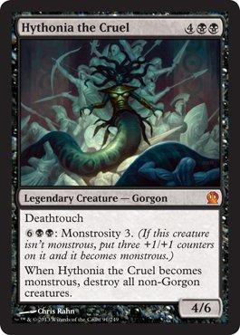 Magic: The Gathering - Hythonia the Cruel (91/249) - Theros