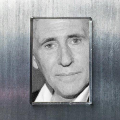 Seasons Gabriel Byrne - Original Art Fridge Magnet #js001