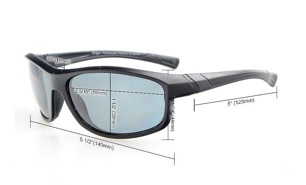 Eyekepper policarbonato polarizado deporte gafas de sol para ...
