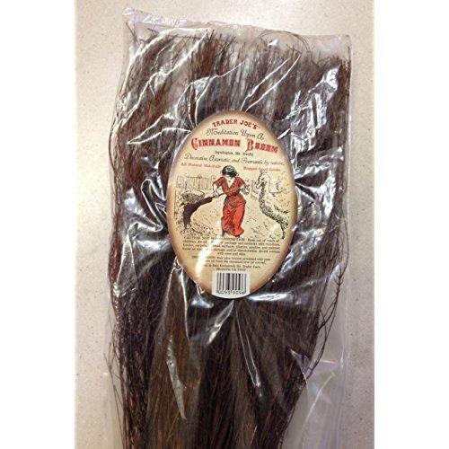 Trader Joe's Cinnamon Broom - Decorative, Aromatic, and Romantic By Nature!