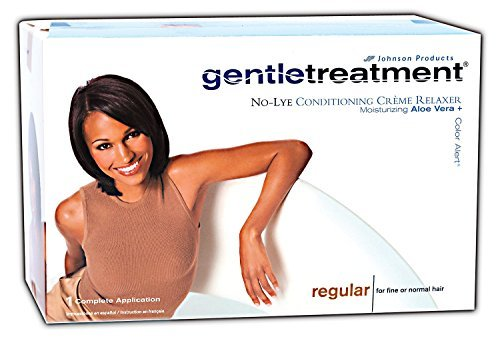 Gentle Treatment No-Lye Conditioning Creme Relaxer System