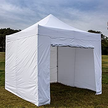 SNAIL 10 X 10 ft Waterproof Pop Up Canopy Commercial Aluminum Outdoor Instant Shelter with 4 : canopy commercial - memphite.com