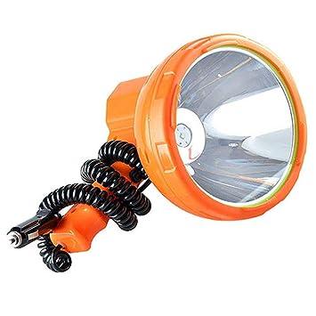 QAR Foco de búsqueda para exteriores para exteriores LED de largo ...