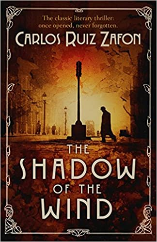 Image result for the shadow of the wind book