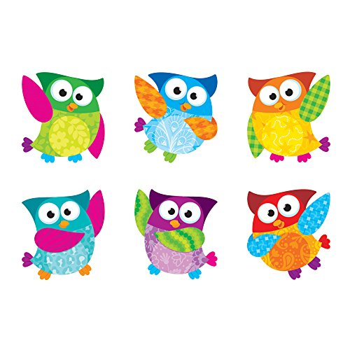 - Owl Stars Mini Accents Variety Pack