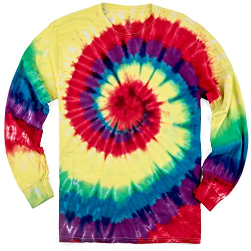 yellow tye dye - 5