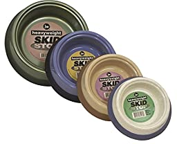 JW Pet Company Heavy Weight Skid Stop Pet Bowl, Large, Colors Vary