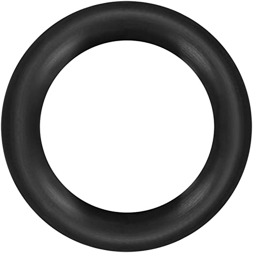 uxcell/® O-Rings Nitrile Rubber 6mm Inner Diameter 2mm Width Round Seal Gasket Pack of 50 10mm OD