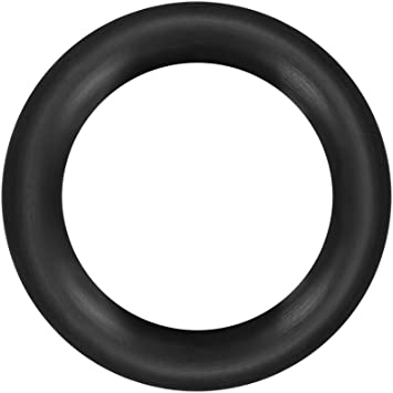 uxcell Red Silicone O Ring Oil Seal Gasket Washer Metric 75mm x 3mm