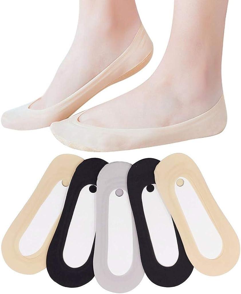 6-12 Pack No Show Socks Women Low Cut Cotton Casual Socks Fashion Boat Liner Socks