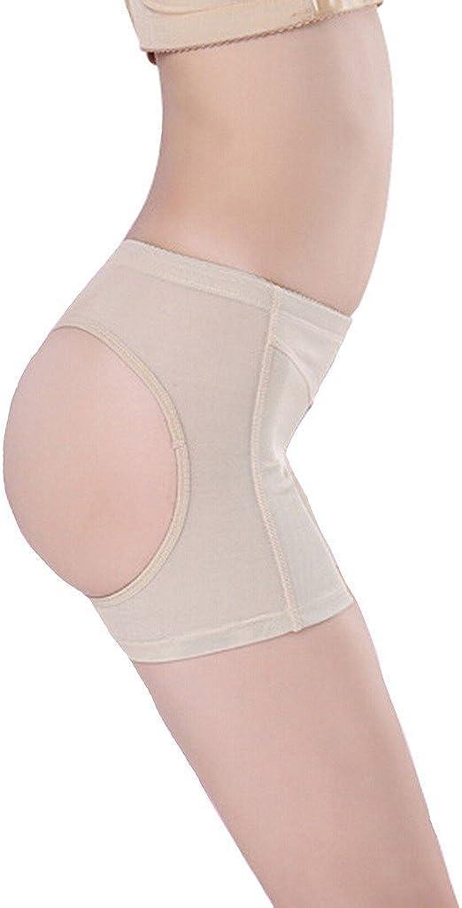 SLTY Womens Lifter Butt Enhancer Tummy Control Cincher Girdle Panty Shapewear