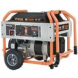 Generac 5798, 7000 Running Watts/8750 Starting Watts, Gas Powered Portable Generator(Discontinued by Manufacturer)