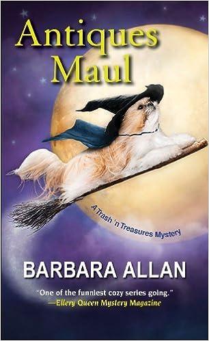 Antiques Maul: (A Trash 'n' Treasures Mystery) by Barbara Allan (2013-09-03)