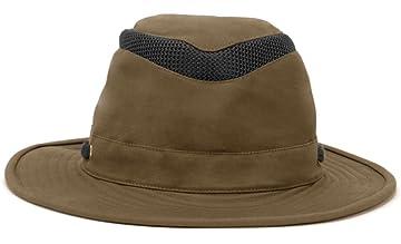 e9c334d2 Tilley TH5 Hemp Hat, Mocha, 7 5/8 at Amazon Men's Clothing store ...