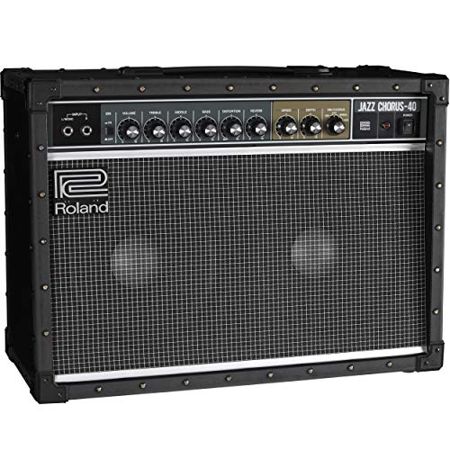(ROLAND JC-40 guitar amplifier)
