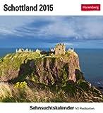 Schottland Sehnsuchtskalender 2015: Sehnsuchtskalender, 53 Postkarten