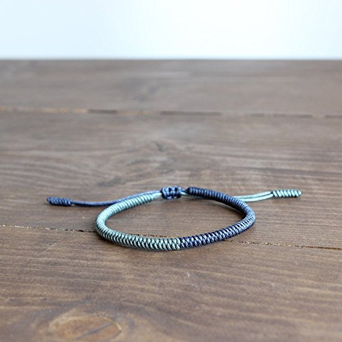 TALE Lucky Rope Bracelet Tibetan Buddhist Handmade Knots - Remember me 2