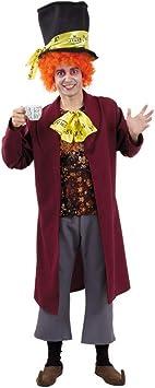 DISBACANAL Disfraz Sombrerero Loco Adulto - -, XL: Amazon.es ...