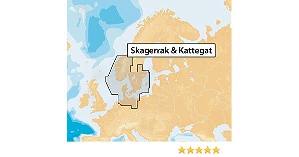 Navionics Plus 45XG Skagerrak y Kattegat SD/MSD: Amazon.es: Deportes y aire libre