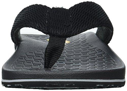 Décontractée Fit erever Relaxed Skechers65340 Coupe velmen Noir Homme qSTBwngw