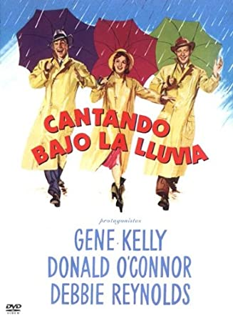 Cantando Bajo La Lluvia (G.M.) [1952] (Import Movie) (European