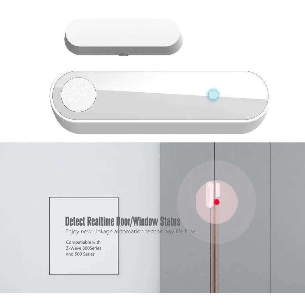 Capteur magn/étique de Porte et de fen/être magn/étique pour Porte sans Fil pour Z-Wave