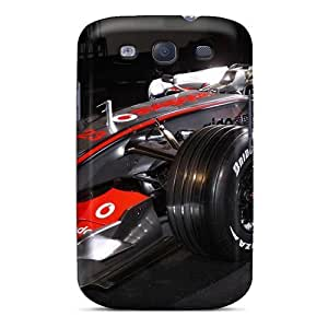 Fashionable Style Case Cover Skin For Galaxy S3- Formula-1 Race Car