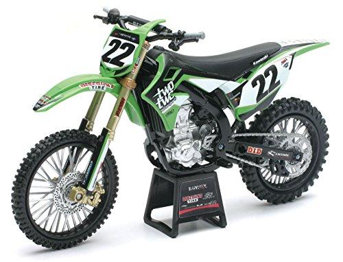 Kawasaki Motorsports Motorcycle Model 57687 product image
